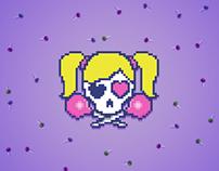 Pixel gals