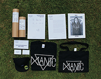 Manic Apparel Branding