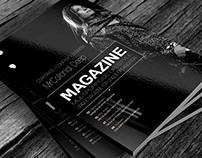 74 Pages Multipurpose Magazine Template