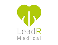 LeadR Logo Design