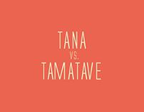 Tanà vs. Tamatave