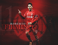 Roberto Firmino 11- Liverpool Wallpaper 2016