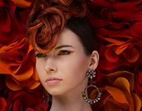 Beauty Series  Photo: Hemali Zaveri  H/MUA: Dawn Sutti