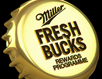 Miller FreshBucks | Crown Logo