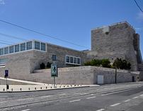 Centro Cultural de Belém, Lisboa, 2014