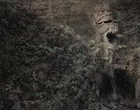 Portal in the Hidden Grotto