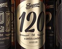 Soproni beer – 120th Anniversary