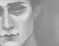 Sketch Blog: Fading Portraits
