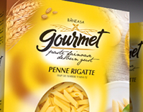 Pasta packaging design - concept