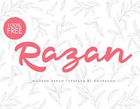 FREE | Razan Script