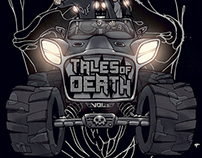 Tales of Death Vol.1 - Cover Art