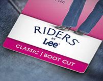 Riders By Lee Brand Renewal Ticketing