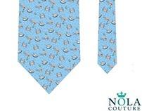 NOLA Couture Tie Mockups