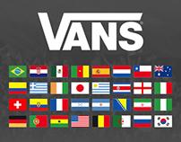 VANS x WORLD CUP 2014