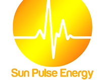 Sun Pulse Energy - Logo Design