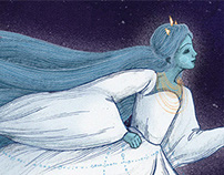 'The Wandering Star' Children's Book
