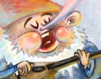 Gnome Musician Series