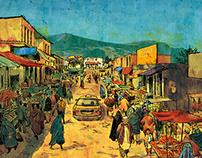 Les Larmes Du Seigneur Afghan- Cognito Award Best Book