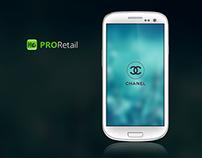 Retail Sales Mobile App