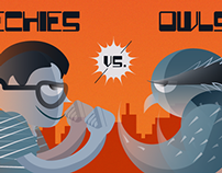 Techies vs. Owls