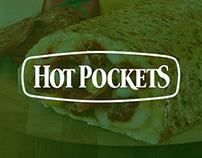 HotPockets.com Redesign