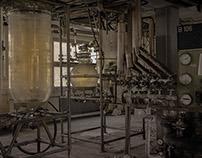 abandoned place - Ravensberger Chemiefabrik