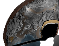 The Snow Leopard's Interactive Habitat