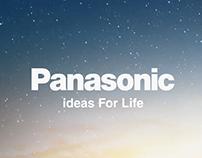 PANASONIC // Vaccum Cleaners