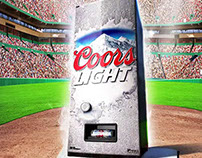 Coors Light Refresherator