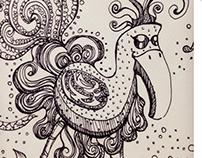 My love Sketch