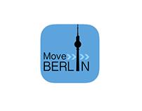 App Design (Move Berlin)