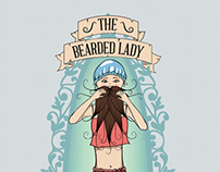 The Bearded Lady Hair Products
