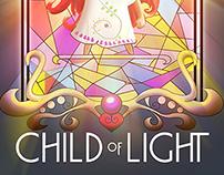 Child of light fanart