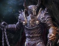 Chaos Knight - ZBrush