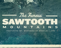 Sawtooth: Stanley Lake
