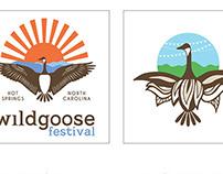 Wildgoose Festival  - Illustration for Merch