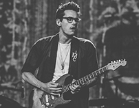 John Mayer @ Norwegian Wood ´14