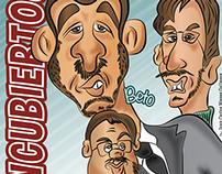 Historieta - Ilustración - Digital - Comic - Cartoon