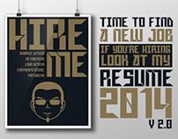 Resume 2014 2.0