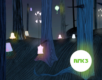 NRK3 Jingle - Magic forest
