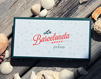 La Barceloneta board game