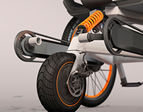 eV – electric wheelchair