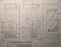 Assembly Drawing of Final