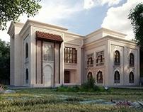 Islamic Villa