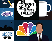 Jimmy Fallon Poster
