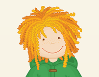 Children's Books Characters