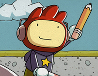 Supper Scribblenauts