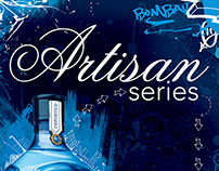 Bombay Sapphire Artisan Series
