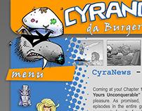 Cyrano da Burger Rat