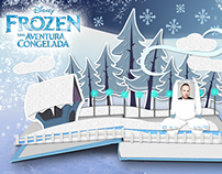 Video Oportunity Frozen/Olaf